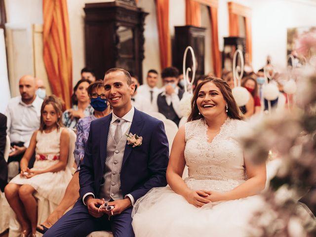 Il matrimonio di Lorenzo e Caterina a Bevilacqua, Verona 58