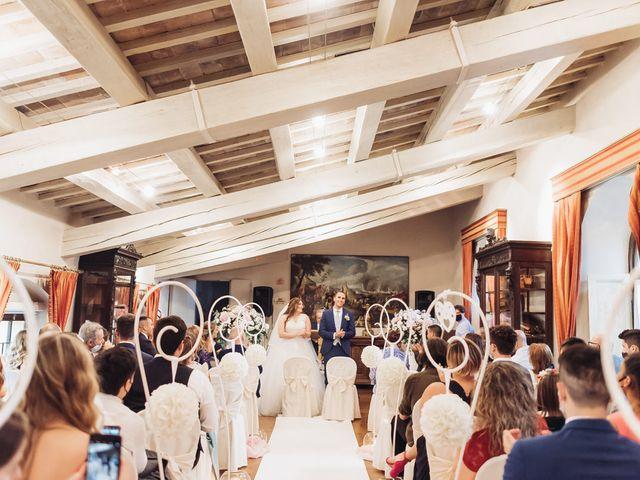 Il matrimonio di Lorenzo e Caterina a Bevilacqua, Verona 68