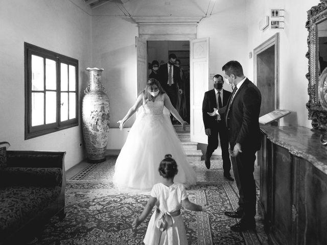 Il matrimonio di Lorenzo e Caterina a Bevilacqua, Verona 70