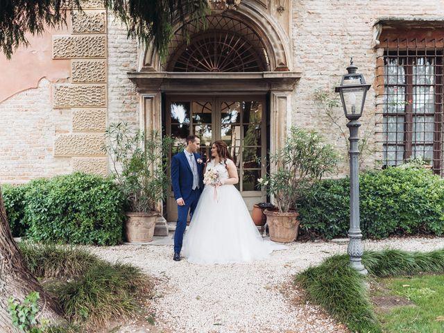 Il matrimonio di Lorenzo e Caterina a Bevilacqua, Verona 72
