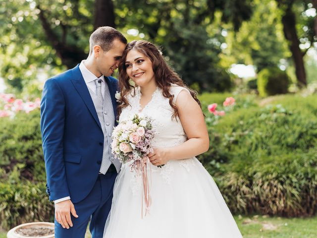 Il matrimonio di Lorenzo e Caterina a Bevilacqua, Verona 73