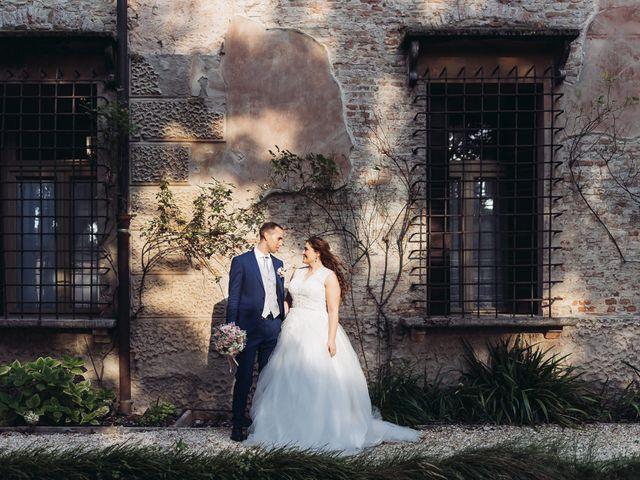 Il matrimonio di Lorenzo e Caterina a Bevilacqua, Verona 81