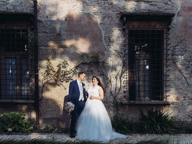Il matrimonio di Lorenzo e Caterina a Bevilacqua, Verona 82