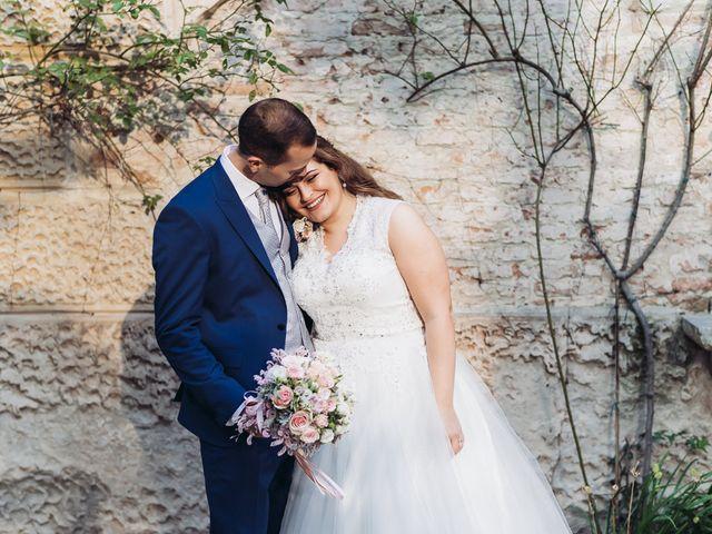 Il matrimonio di Lorenzo e Caterina a Bevilacqua, Verona 84
