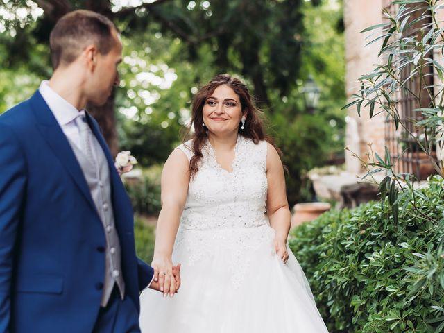 Il matrimonio di Lorenzo e Caterina a Bevilacqua, Verona 87