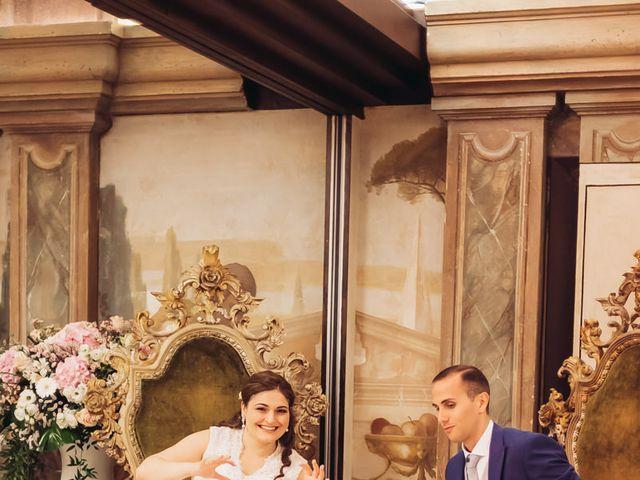 Il matrimonio di Lorenzo e Caterina a Bevilacqua, Verona 100