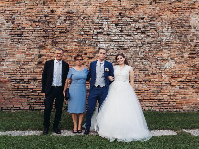 Il matrimonio di Lorenzo e Caterina a Bevilacqua, Verona 104
