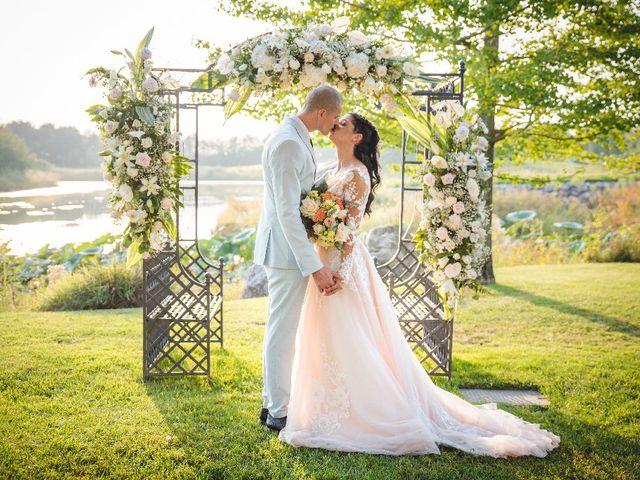 Le nozze di Riccardo e Simona