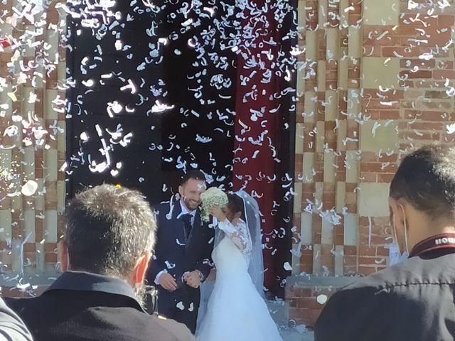 Il matrimonio di Marco  e Jessica  a Asti, Asti 8