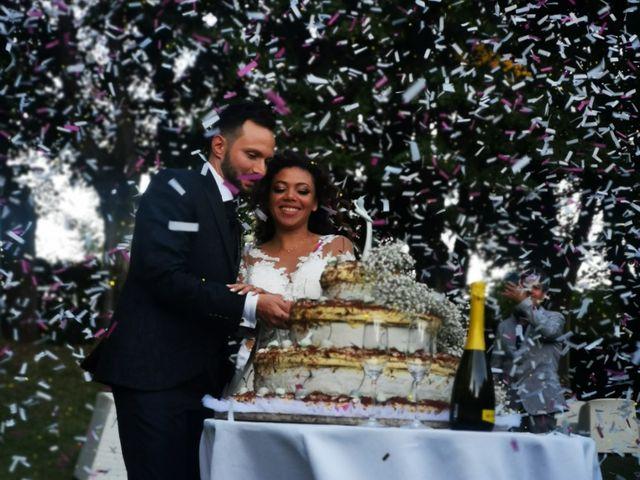 Il matrimonio di Marco  e Jessica  a Asti, Asti 11