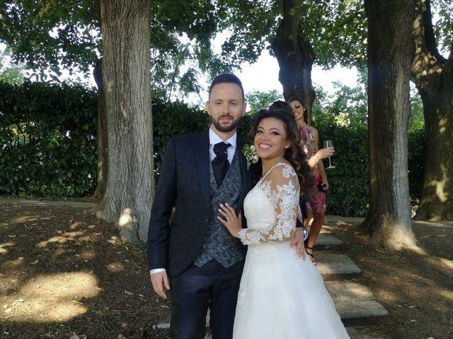 Il matrimonio di Marco  e Jessica  a Asti, Asti 12