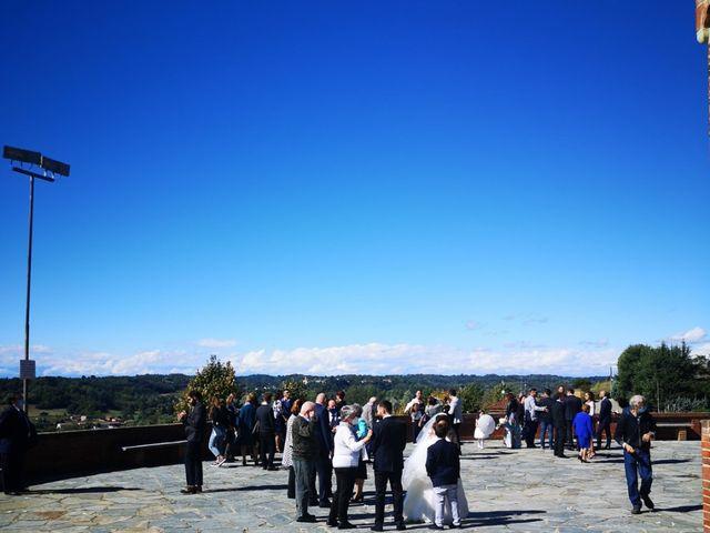 Il matrimonio di Marco  e Jessica  a Asti, Asti 14