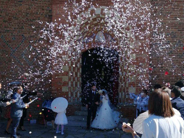Il matrimonio di Marco  e Jessica  a Asti, Asti 17