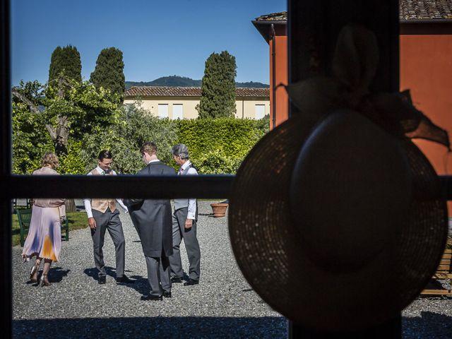 Il matrimonio di Guillaume e Aurore a Lucca, Lucca 2