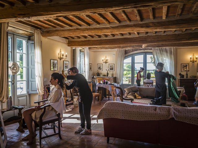 Il matrimonio di Guillaume e Aurore a Lucca, Lucca 3