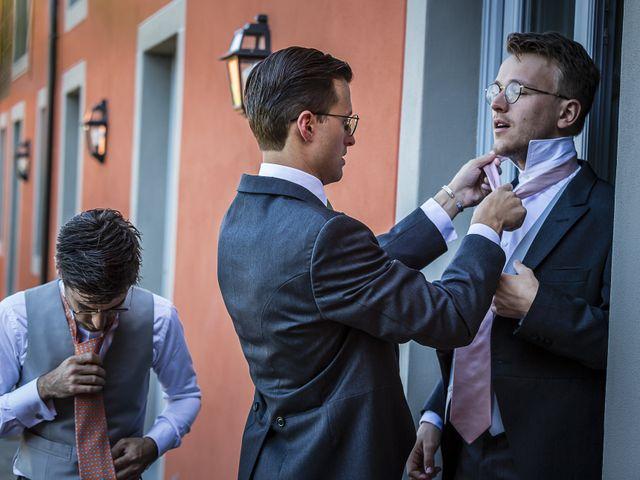Il matrimonio di Guillaume e Aurore a Lucca, Lucca 4