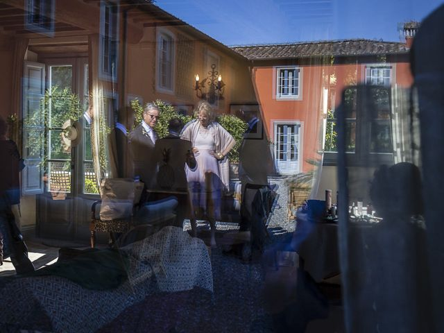 Il matrimonio di Guillaume e Aurore a Lucca, Lucca 7