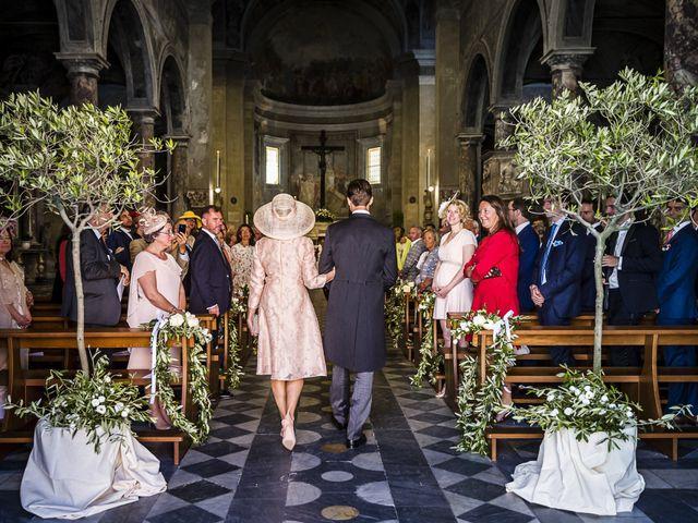 Il matrimonio di Guillaume e Aurore a Lucca, Lucca 9