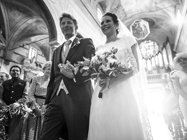 Il matrimonio di Guillaume e Aurore a Lucca, Lucca 12