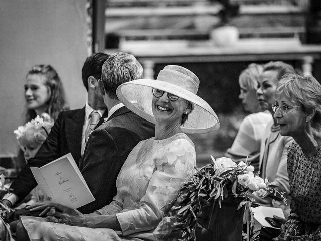 Il matrimonio di Guillaume e Aurore a Lucca, Lucca 15