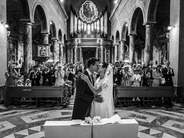 Il matrimonio di Guillaume e Aurore a Lucca, Lucca 16