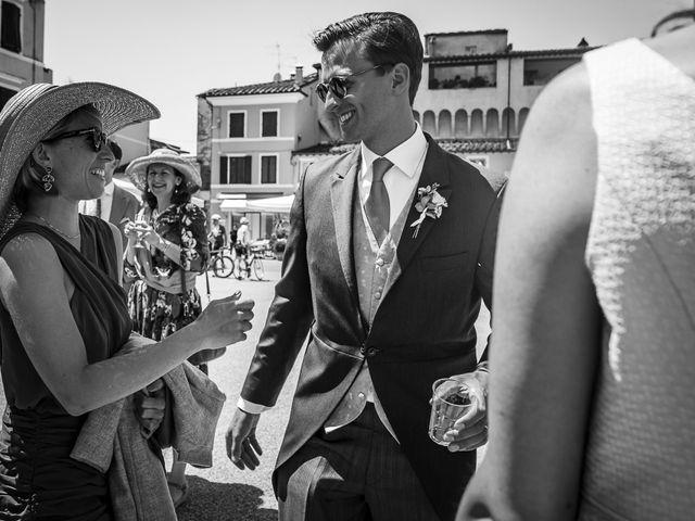 Il matrimonio di Guillaume e Aurore a Lucca, Lucca 19