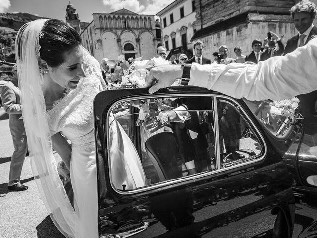 Il matrimonio di Guillaume e Aurore a Lucca, Lucca 22