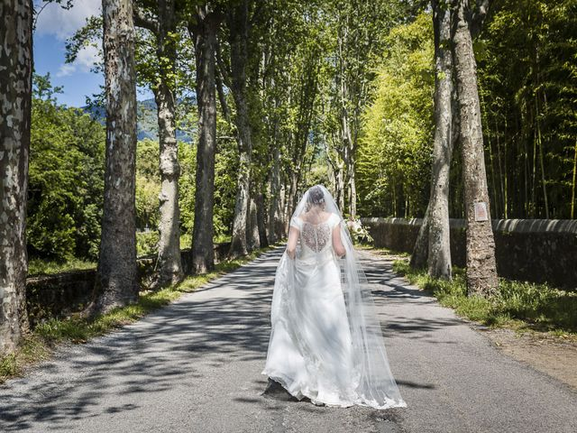 Il matrimonio di Guillaume e Aurore a Lucca, Lucca 24