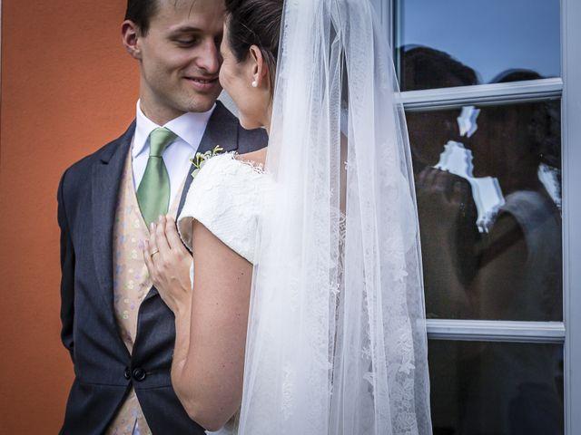 Il matrimonio di Guillaume e Aurore a Lucca, Lucca 26