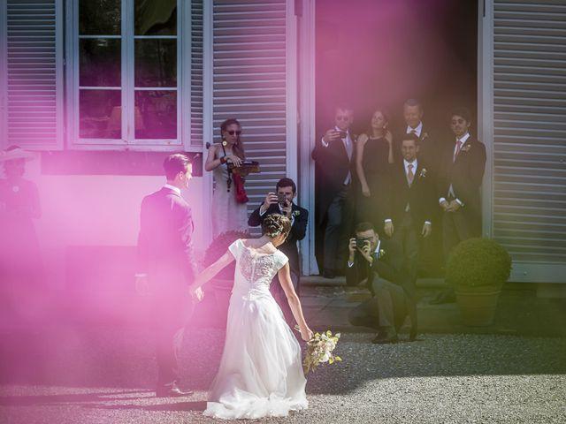 Il matrimonio di Guillaume e Aurore a Lucca, Lucca 32