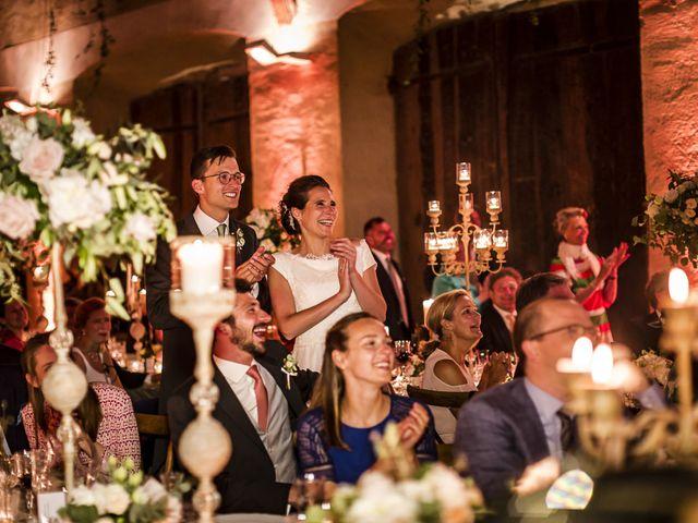 Il matrimonio di Guillaume e Aurore a Lucca, Lucca 38