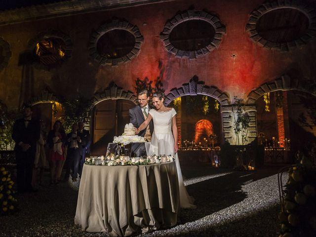 Le nozze di Aurore e Guillaume