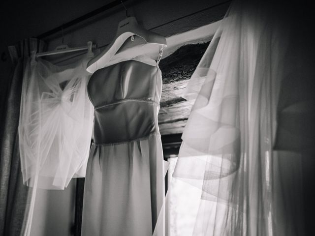 Il matrimonio di Andrea e Elena a Scheggino, Perugia 3