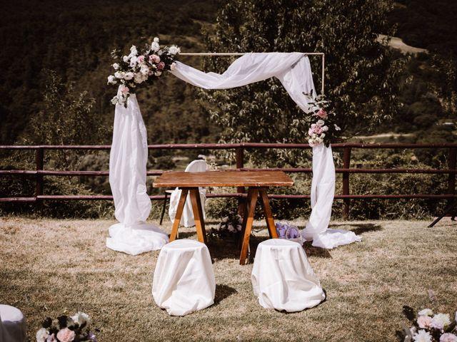 Il matrimonio di Andrea e Elena a Scheggino, Perugia 13