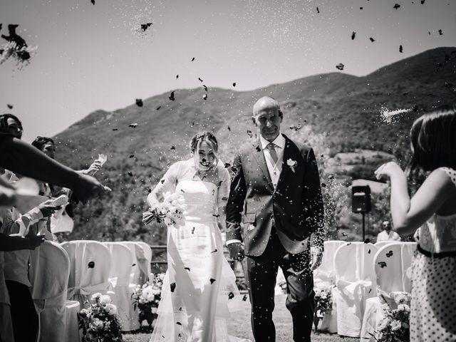 Il matrimonio di Andrea e Elena a Scheggino, Perugia 18