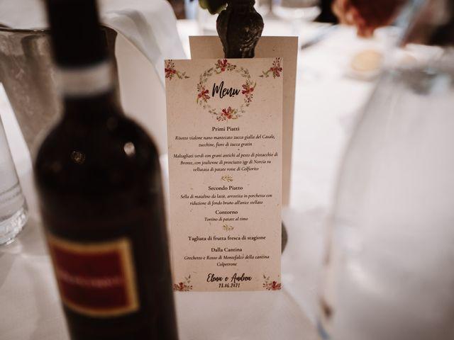 Il matrimonio di Andrea e Elena a Scheggino, Perugia 23