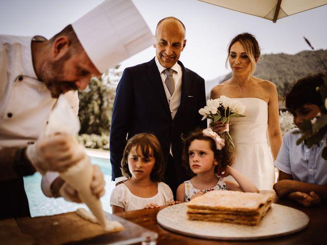 Il matrimonio di Andrea e Elena a Scheggino, Perugia 25