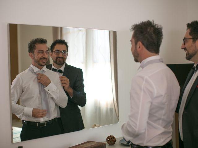 Il matrimonio di Alessio e Sabrina a San Vincenzo, Livorno 7