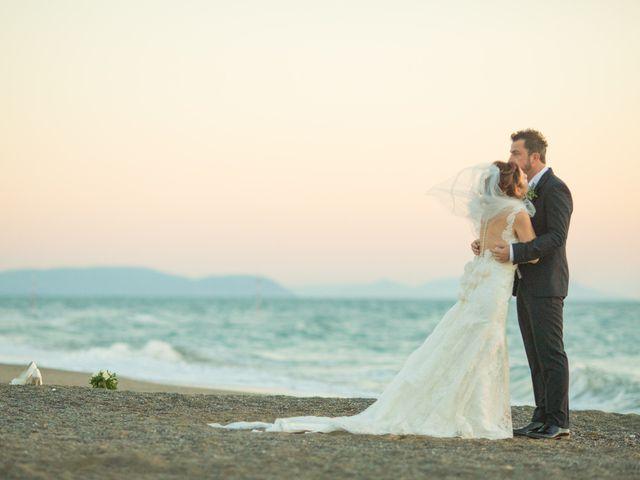 Il matrimonio di Alessio e Sabrina a San Vincenzo, Livorno 49