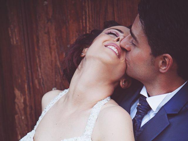 Il matrimonio di Manuel e Mariarita a Castelpetroso, Isernia 9