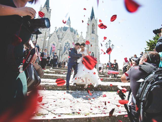 Il matrimonio di Manuel e Mariarita a Castelpetroso, Isernia 10