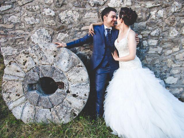 Il matrimonio di Manuel e Mariarita a Castelpetroso, Isernia 13