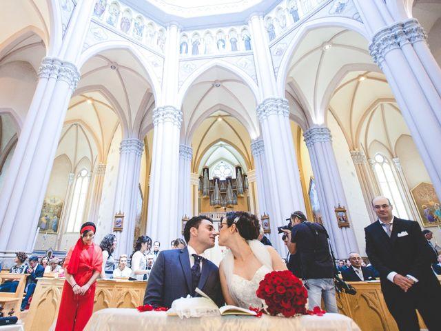 Il matrimonio di Manuel e Mariarita a Castelpetroso, Isernia 15