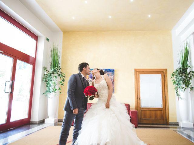 Il matrimonio di Manuel e Mariarita a Castelpetroso, Isernia 19