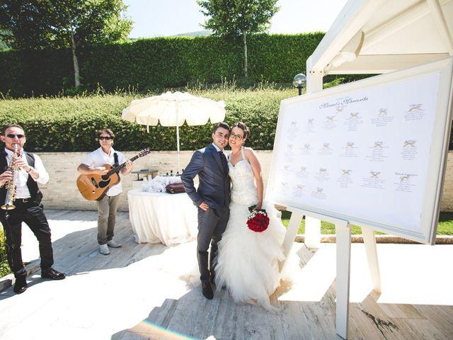 Il matrimonio di Manuel e Mariarita a Castelpetroso, Isernia 21