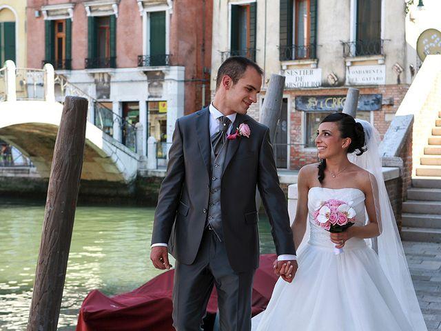 le nozze di Stefania e Massimo