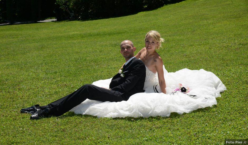 Il matrimonio di Mattia e Tanya a Cellatica, Brescia