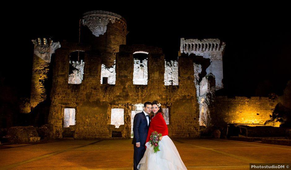 Il matrimonio di Tiziano e Laura a Nepi, Viterbo