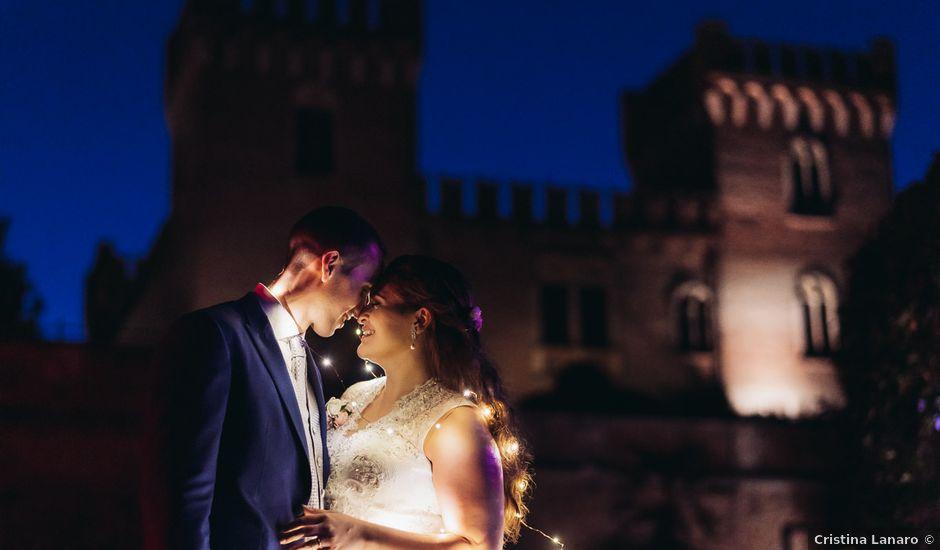Il matrimonio di Lorenzo e Caterina a Bevilacqua, Verona