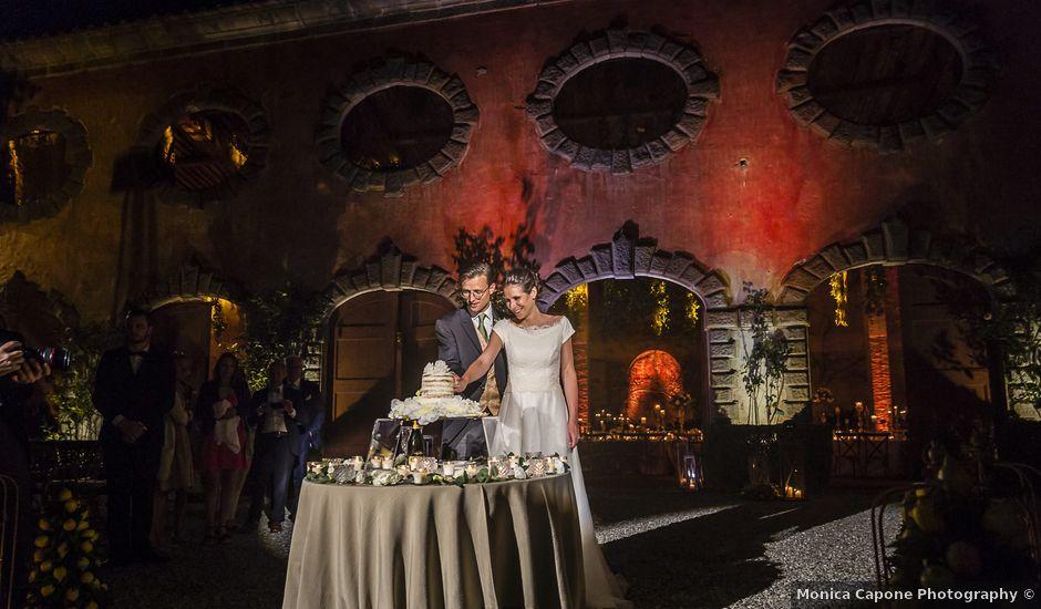 Il matrimonio di Guillaume e Aurore a Lucca, Lucca